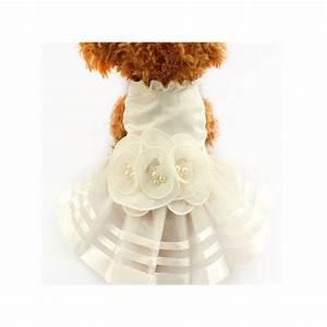 robe de mariage avec perles pour chienne habit de mariee With robe pour mariage cette combinaison perle mariage