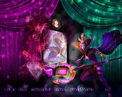 Lol Animated Smoke Mirrors Deviantart Screen Wallpapersafari