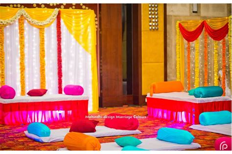Decoration Ideas: Mehndi-sangeet-decorations