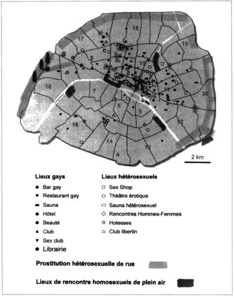 Carte Prostitution 2017 by Carte Des Prostitu 233 Es A Kaptanlarisi