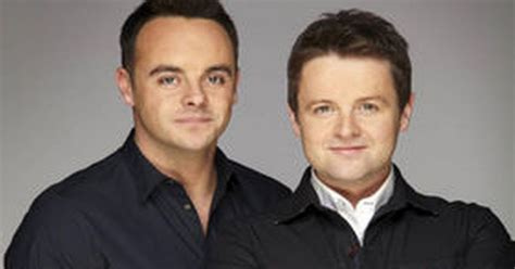 Declan Donnelly on a drive for love - Daily Star