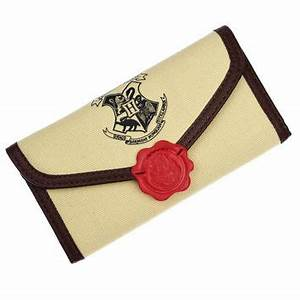 best harry potter purse products on wanelo With hogwarts letter zip wallet