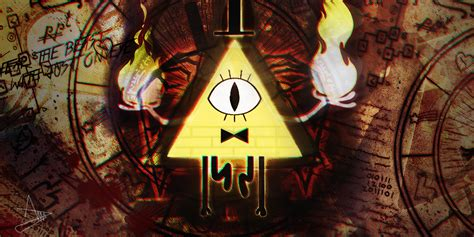 Here at dzbc.org you can download more than three million wallpaper collections uploaded by users. Bill Cipher Wallpaper by AdrianR3d on DeviantArt