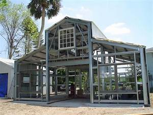 steel metal custom home building prefab shell kit With custom built metal homes