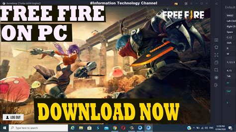 The game is specially designed for powerful and advanced devices, with maximum graphics, new special effects, sounds and ultra hd resolution. How to Download Free Fire in PC/Laptop - 2020 - YouTube