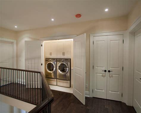hallway laundry houzz