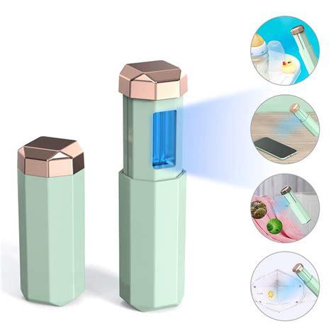 Mini Portable UV Sterilizer, UV Mobile Phone Sanitizer