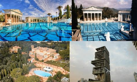 10 Most Expensive Houses In The World 2015