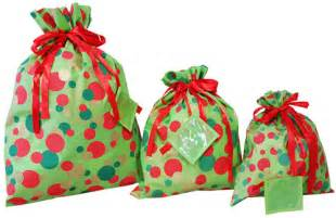 closeout shopping bags christmas dot fabric totes the packaging source