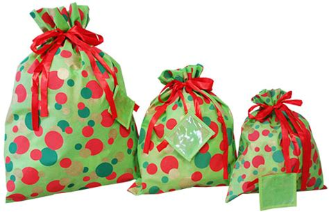 closeout shopping bags christmas dot fabric totes the