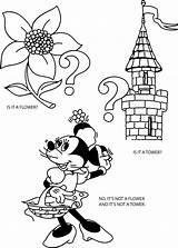 English Basic Disney Pages Colorear Para Coloring Paginas Originales Basket sketch template