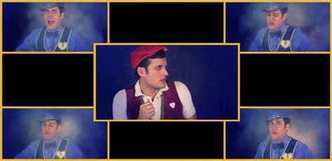 Videopolis: Nick Pitera One Man Disney's Aladdin on