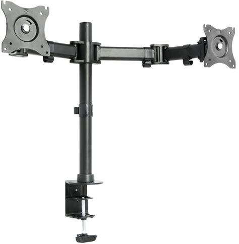 computer monitor arms desk mount dual monitor arms fully adjustable desk mount stand for 2