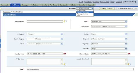 manage service desk plus servicedesk plus msp edition complete helpdesk for msps