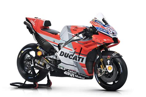 Ducati Team Presentation Kicks Off 2018 In Style