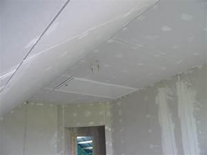 Putz Auf Rigipsplatten : bautagebuch fronhoven dach ~ Michelbontemps.com Haus und Dekorationen