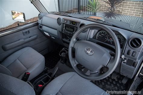 Land Cruiser Interior by 2016 Toyota Landcruiser 70 Ute Review