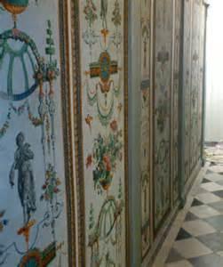 Papier Peint Ancien A Vendre reproduction de panneaux d 233 coratifs r 233 veillon papiers de