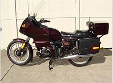 1984 BMW R100RT Motorcycles Lithopolis Ohio