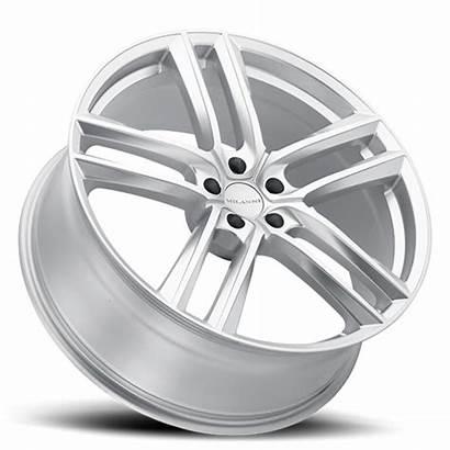 Milanni Wheels Clutch Hyper 5x120 20x9 Rims