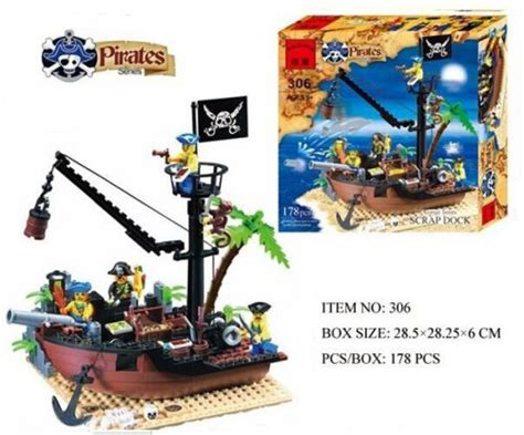 Boat Shipping Costs Nz by 178pc Scrap Dock Boat Building Blocks