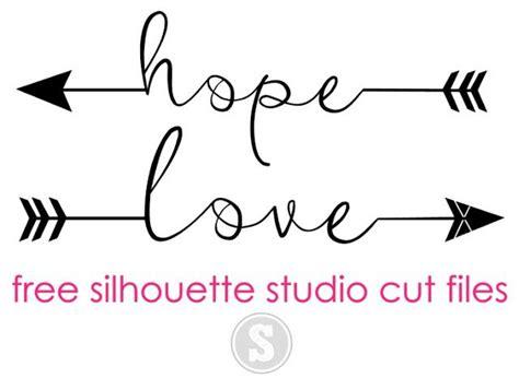 free silhouette cameo designs and arrows free silhouette studio cut files