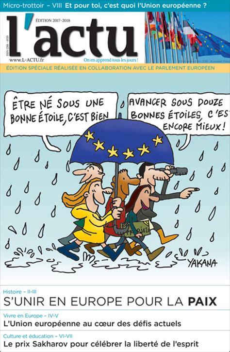 le bureau europeen une 233 dition sp 233 ciale de l actu pour les 13 18 ans jeunes
