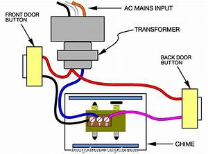 Doorbell Transformer Wiring Diagram Uk Simple Wiring