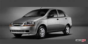 Chevrolet Aveo Family 4p 1 5 2014