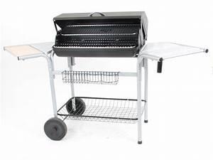 Barbecue Charbon De Bois Pas Cher : barbecue charbon avec couvercle pas cher ~ Dailycaller-alerts.com Idées de Décoration