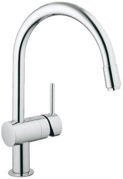 grohe minta 32918000 kitchen faucet