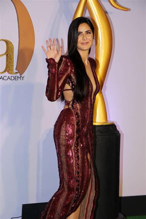 actress katrina kaif   iifa rocks  green carpet
