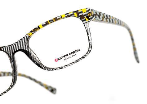 neu und direkt aus barcelona xavier garcia brillen schwarz