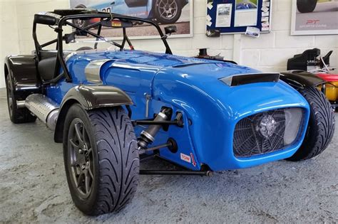 Caterham C400 Race Car