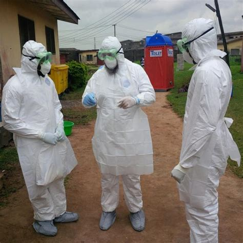 fourth ebola patient airlifted  united states cidrap