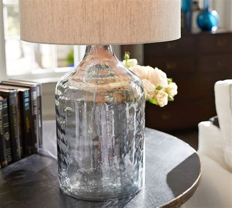 pottery barn table ls glass 1000 ideas about l bases on ls