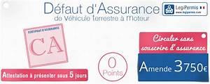 Défaut De Permis De Conduire : conduire sans assurance auto risques et amende legipermis ~ Medecine-chirurgie-esthetiques.com Avis de Voitures