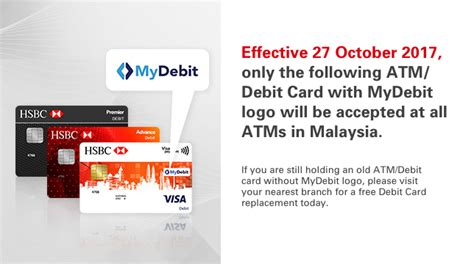 Hsbc Visa Debit Cards