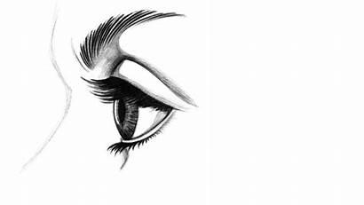 Perfil Ojo Dibujar Ojos Dibujos Paso Dibujo
