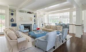 rhode island beach cottage with coastal interiors home With interior decorator rhode island