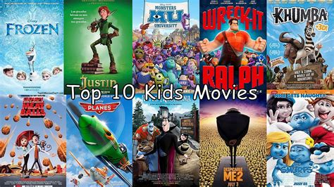 Top 10 Best Movies For Kids Kids Reviews On Latest Toys