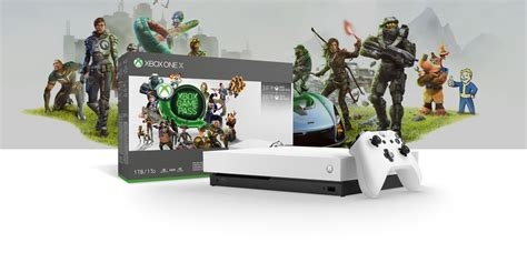 xbox one x robot white special edition starter bundle 1