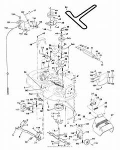 Ayp  Electrolux Pr17h42sta  2000  Parts Diagram For Mower Deck