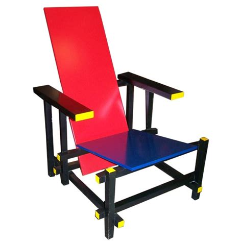 la chaise et bleue de gerrit rietveld rietveld gerrit furniture design 1910 1920 the list