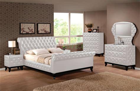 upholstered sleigh platform bedroom furniture set  xiorex