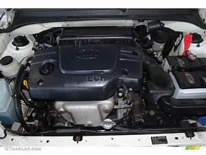 2002 Kia Rio Sedan 1 5 Liter Dohc 16