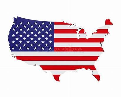States Map United America Background Alabama Isolated