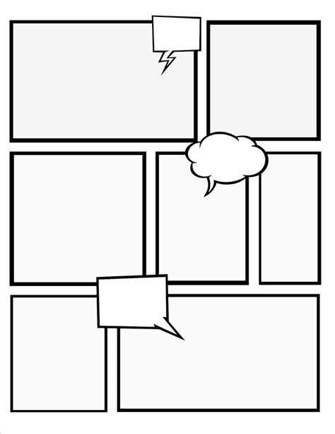 comic book template stretch  creativity  create