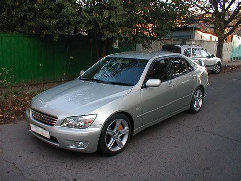 2001 Lexus Is 200t
