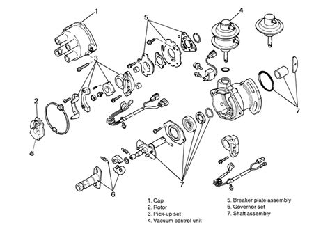 repair guides engine electrical distributor autozone